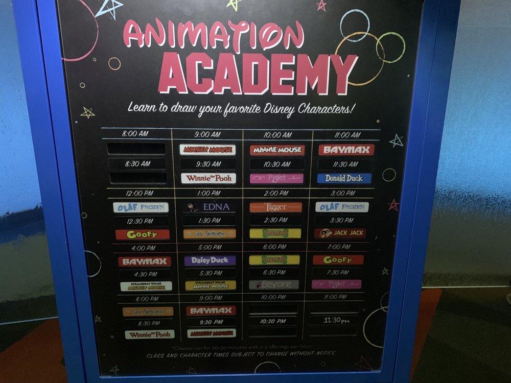 disney california adventure rides guide animation academy.jpeg