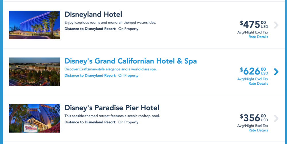 disney paradise pier review compare rates.png