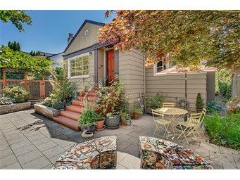 1629 McGilvra Blvd E, Seattle | $960,000 | Listed and Sold