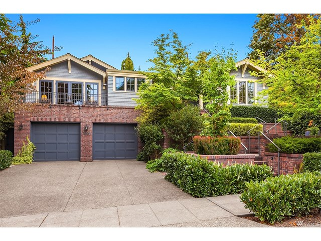 2000 38th Ave E, Seattle | $2,220,000 | Listed and Sold