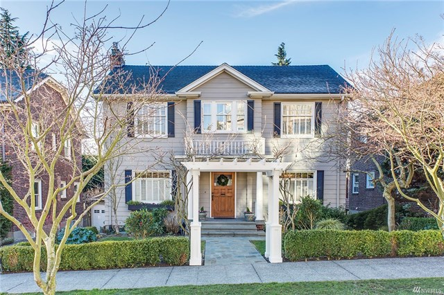617 W Kinnear Place, Seattle | $1,700,000