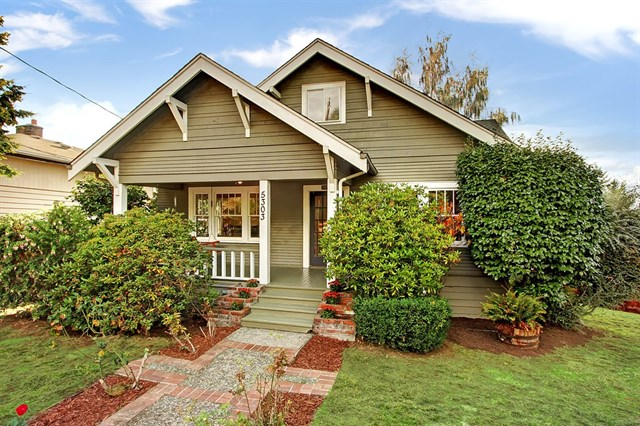 5303 47th Ave SW, Seattle | $530,000