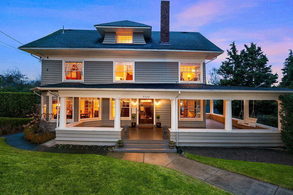 2222 E Crescent Dr, Seattle | $2,000,000 | Listed and Sold