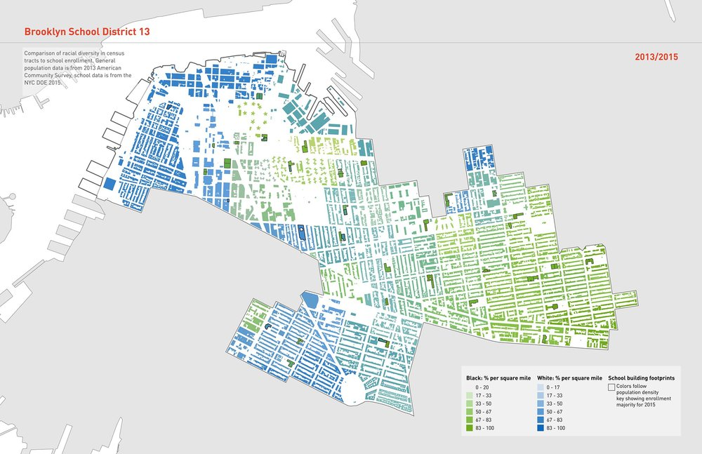 School District Nyc Map.Brooklyn School District 13 Sara Eichner
