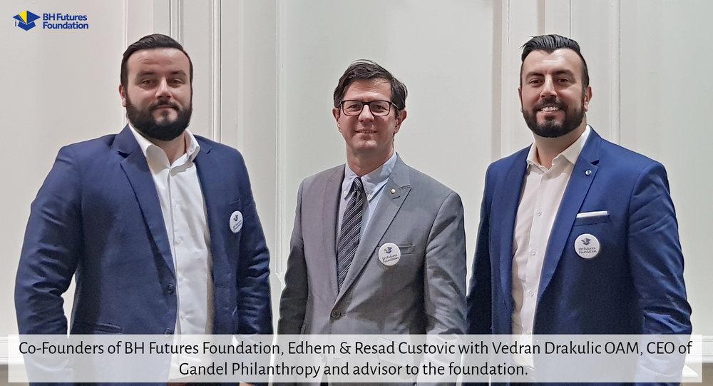 Vedran Drakulic OAM - Advisor to BH Futures Foundation.jpg