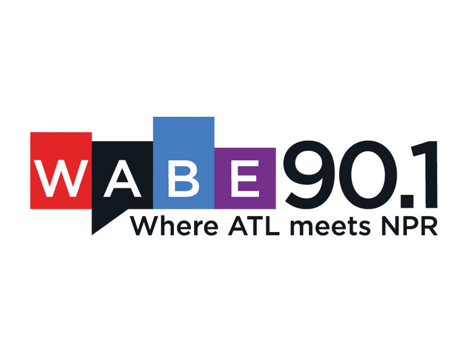 WABE 90.1  Atlanta's NPR Station.   Not just about Atlanta, but for Atlanta.