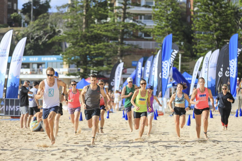 Manly Mile - 1.6km runStart - 8:40am