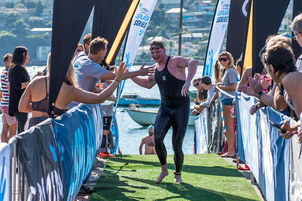 Sydney Harbour Splash - Partnership opportunities