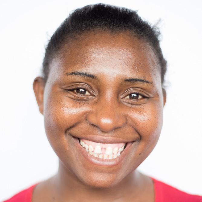 Bikyeombe Abwe - Filmmaker
