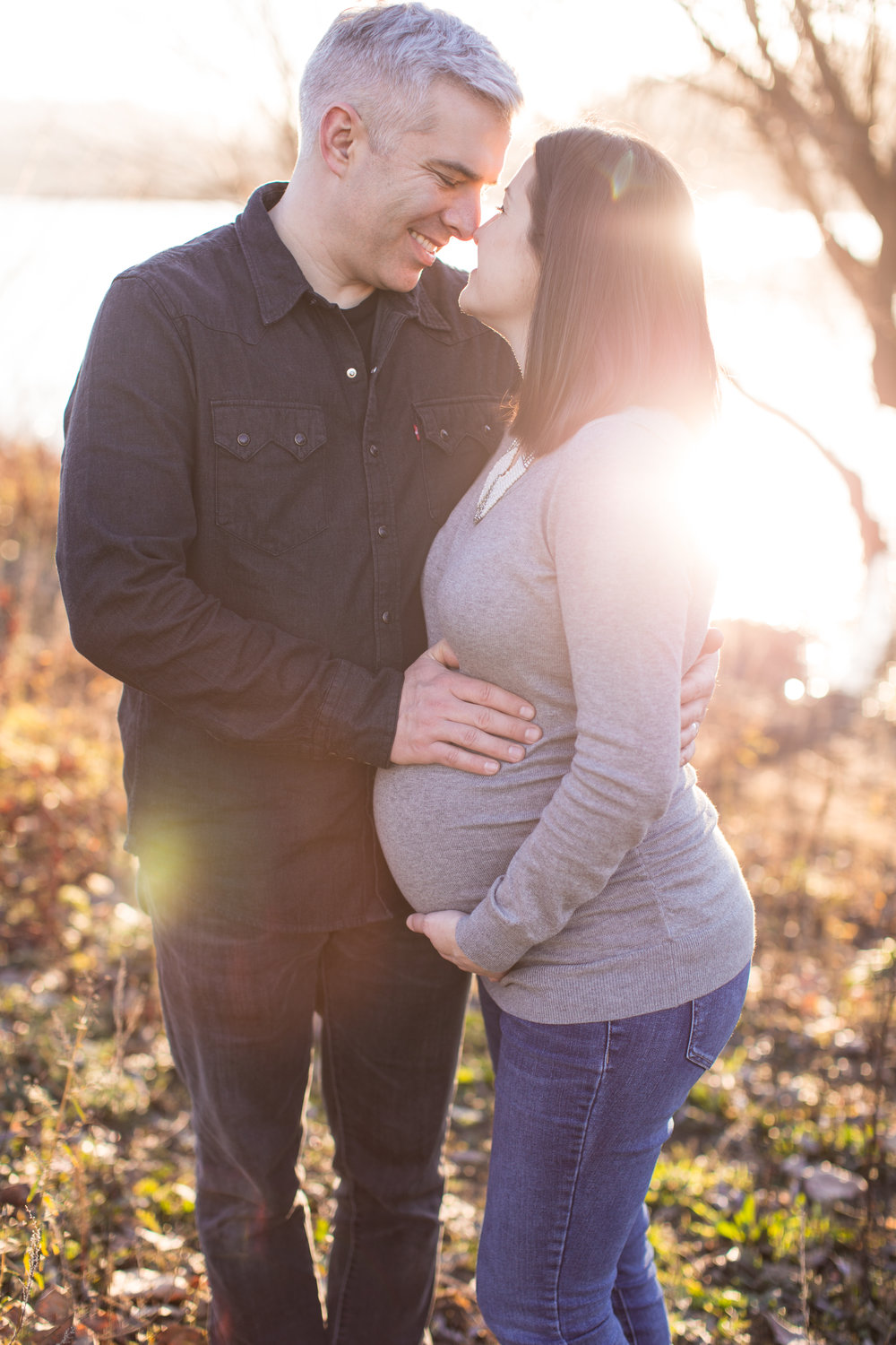 maternity pregnancy photographer in portland oregon