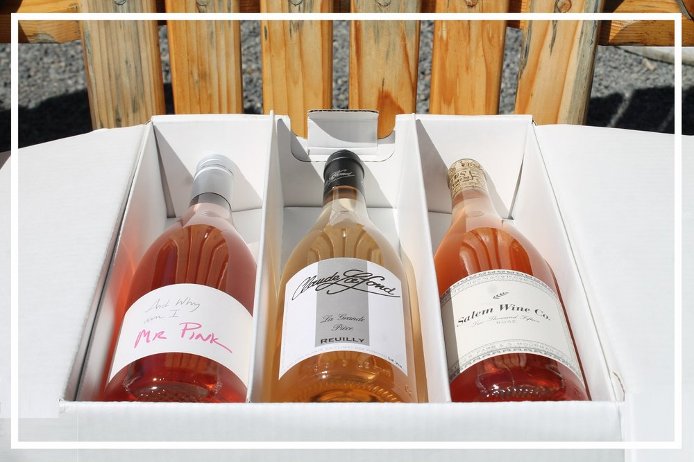 - Maximize your summer with a steady supply of various refreshing rosés