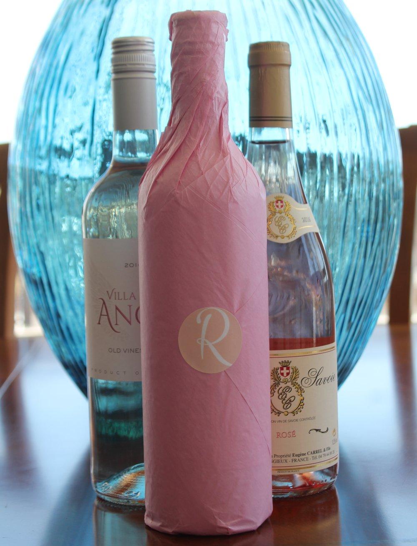 Villa des Anges Old Vines RoséAppellation Vin de Pays d'Oc,France 100% Cinsault.Euegene Carrel Savoie, Gamay, Mondeuse