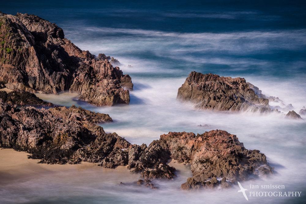 Rocks at Mangersta Beach