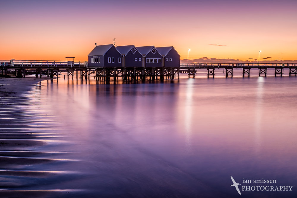 Evening at Busselton Jetty