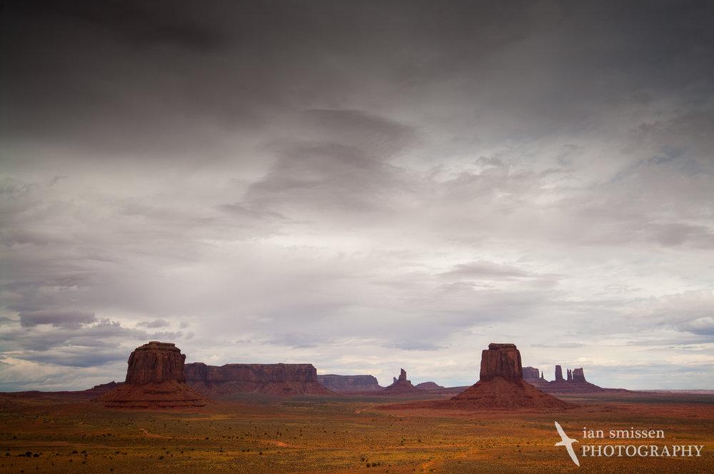 Artist Point, Monument Valley