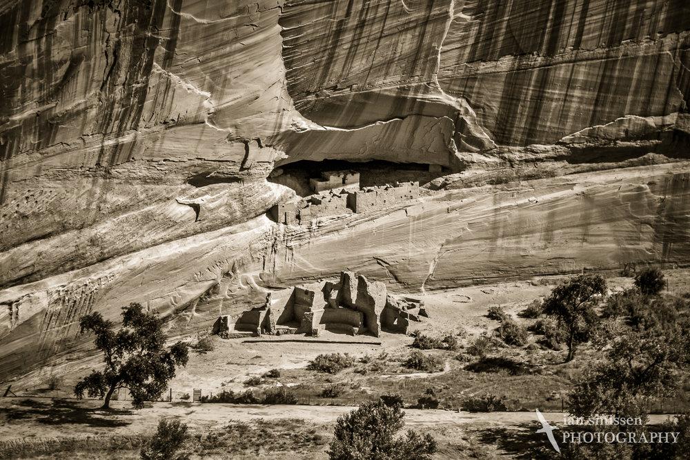 White House ruins, Canyon de Chelly