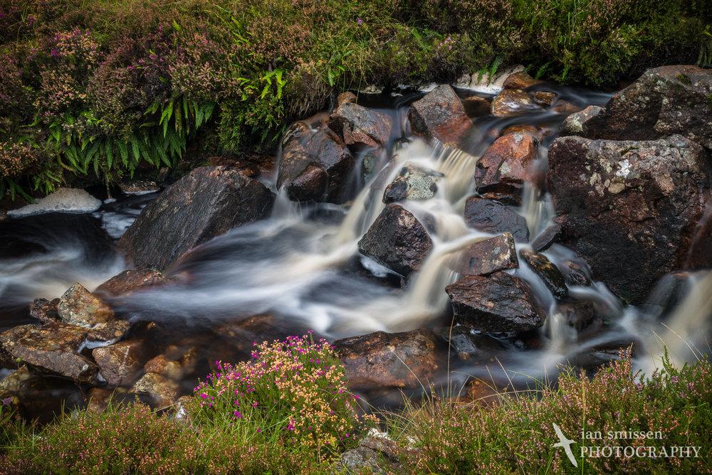 Glen Valtos Falls