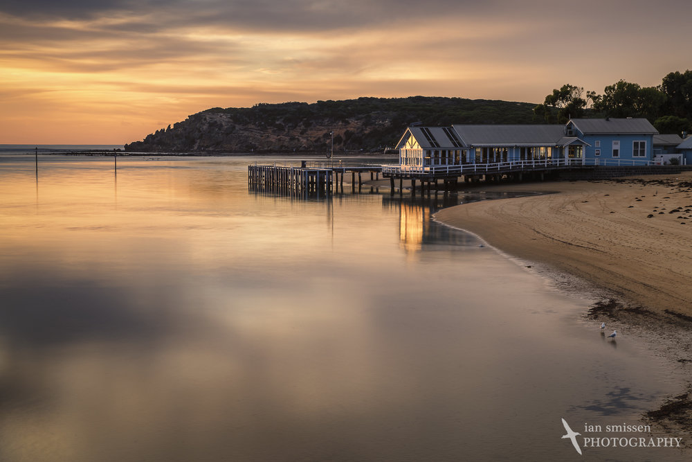 Sunrise at Barwon Heads