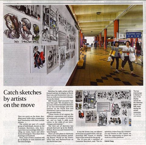 The Straits Time