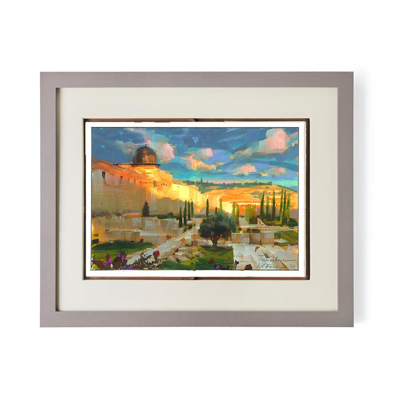 Jerusalem by Nathan Fowkes