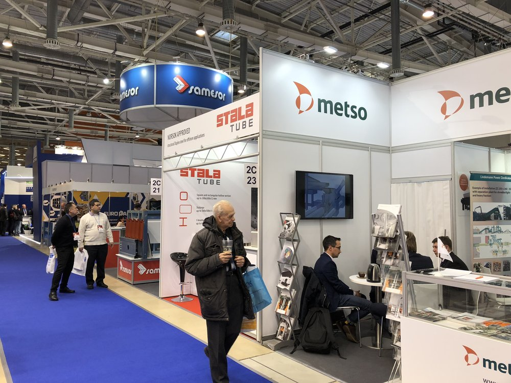 Metalexpo 2018 Moscow