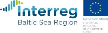 financed by the Interreg Baltic Sea Region Programme 2014-2020