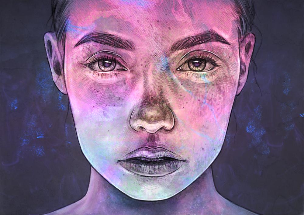 """Cosmic Child"""