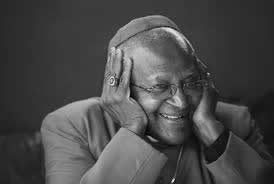 """Don't raise your voice; improve your argument.""    Archbishop Desmond Tutu"