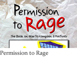 Permission to Rage
