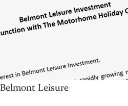 Belmont Leisure