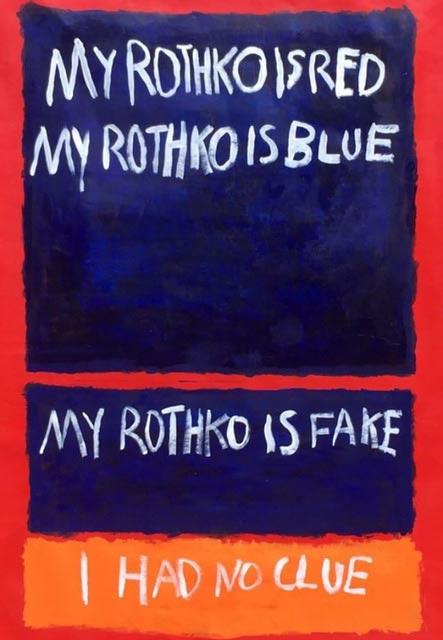 CB YOHO | ROTHKO