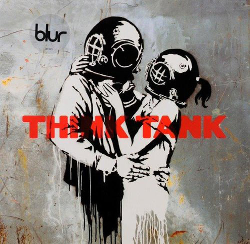 Banksy | Blur Think Tank