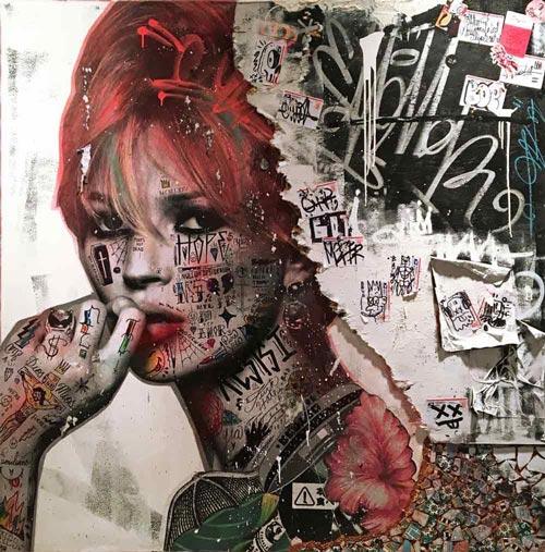 Stikki Peaches | Bitch Please it's Kate Moss
