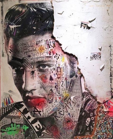 Stikki Peaches | Le King (Elvis Presley)