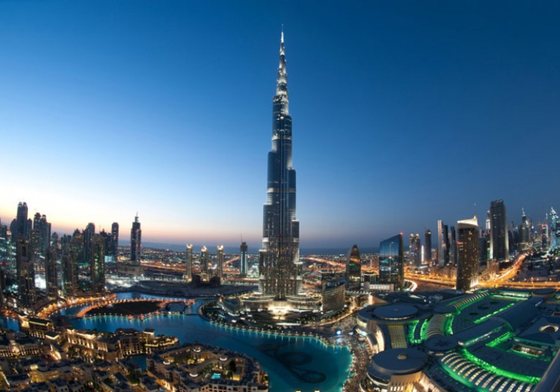 Useful Information - Dubai — The Parade Ring