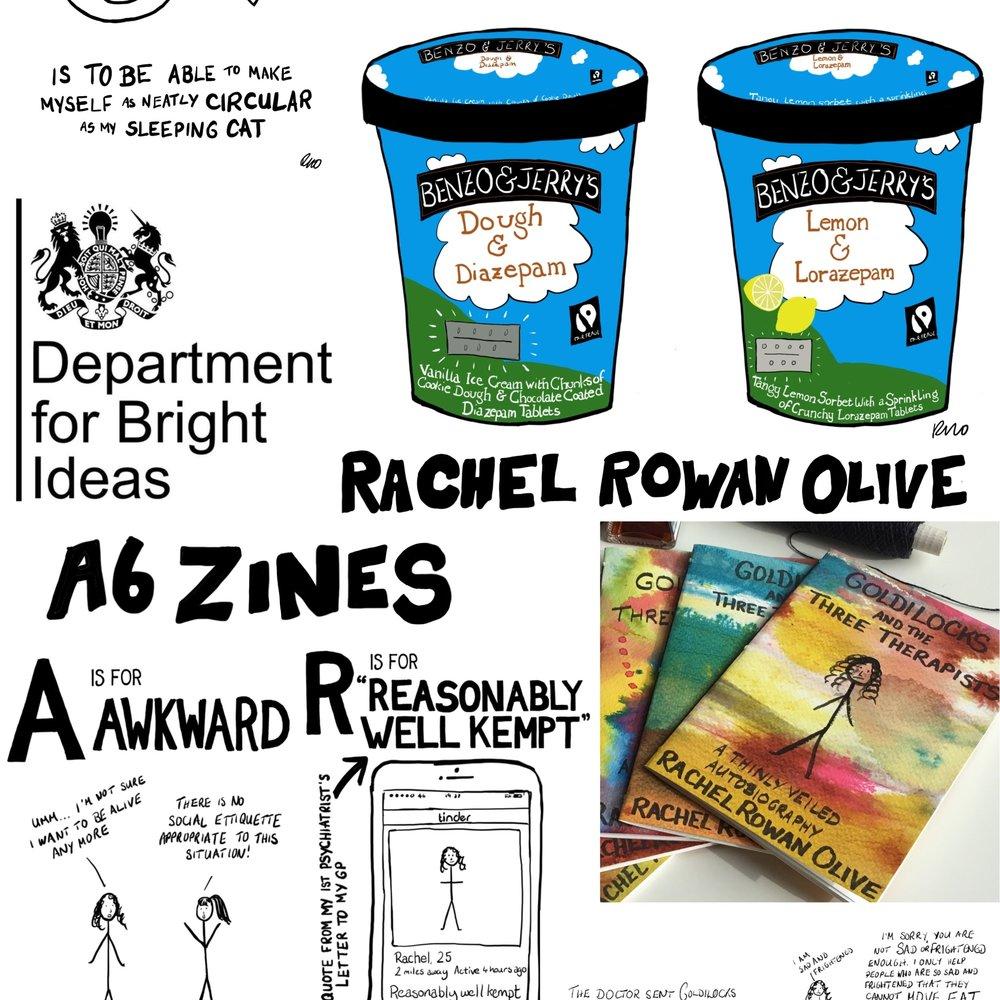 RACHEL ROWAN OLIVE