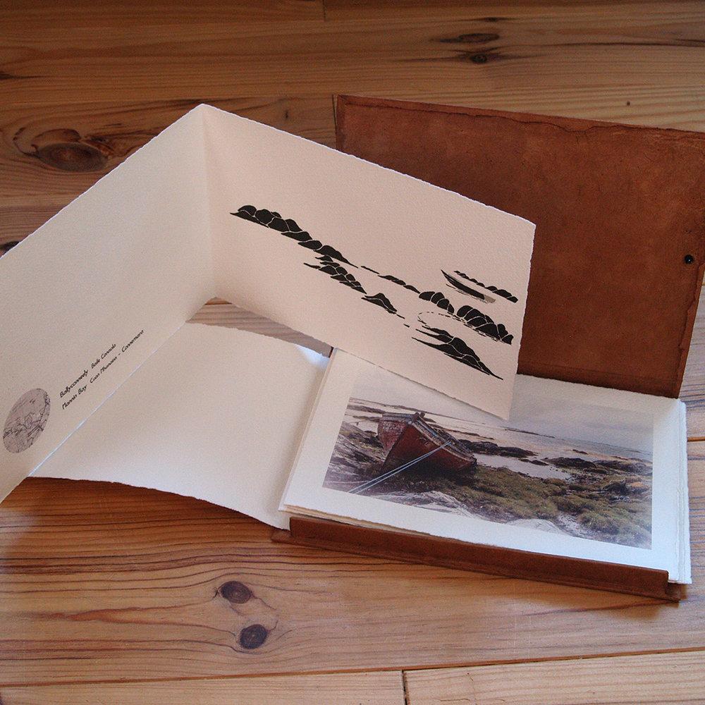 CECILE PICQUOT'S ARTIST BOOKS