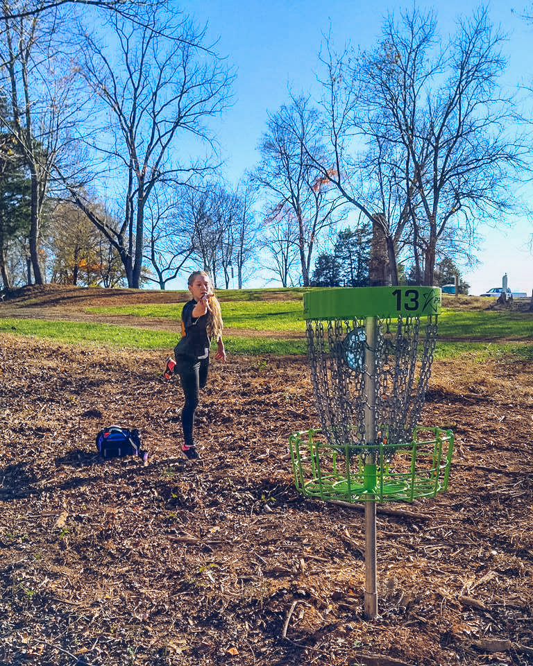 Photo from Mountain Run Disc Golf Club Facebook