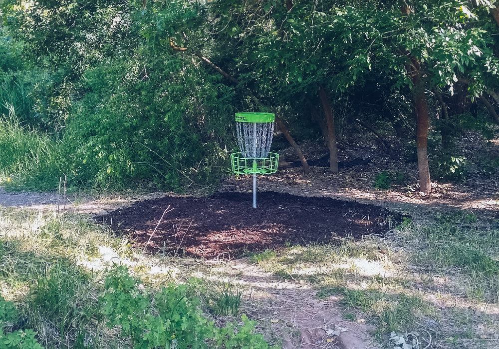 The Fort Disc Golf Course