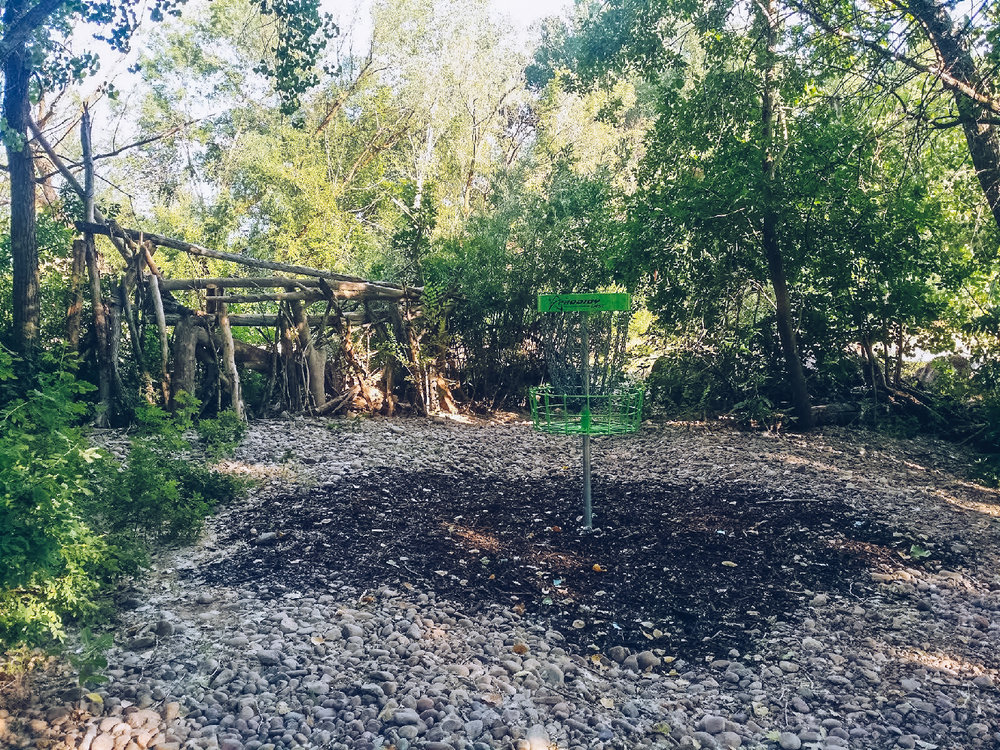 THE FORT DGC