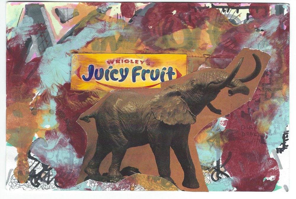 """Juicy Fruit"" / j4"