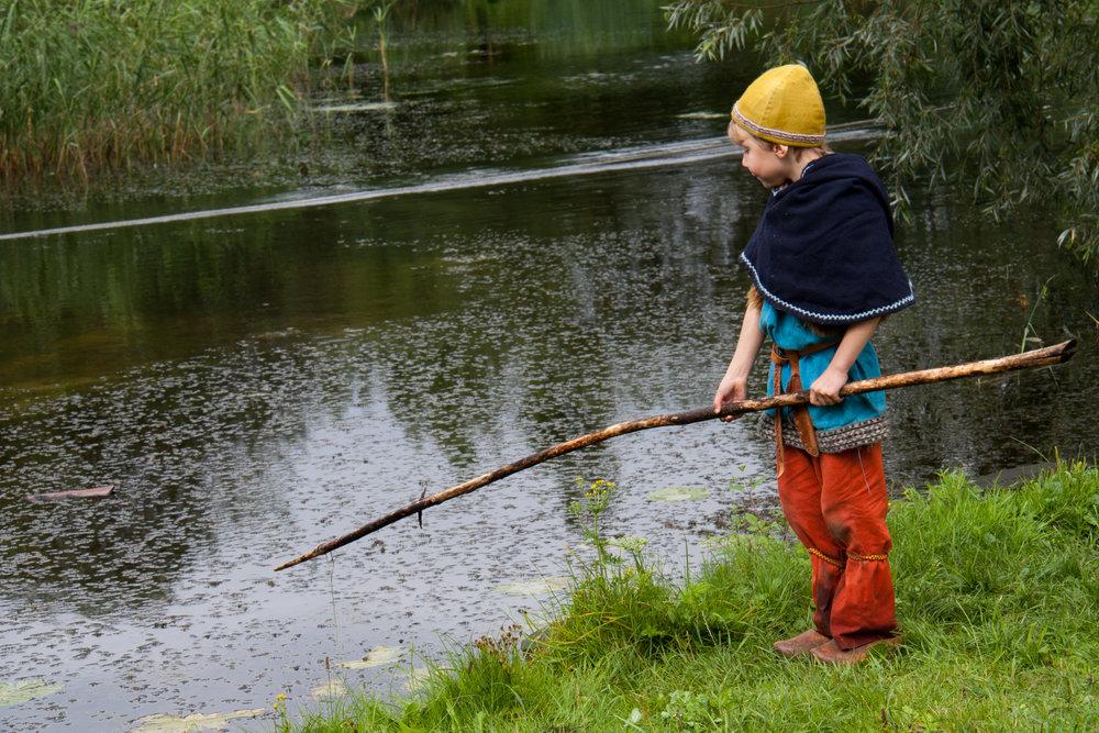 """""""go fish!"""" hans splinter / flickr"""