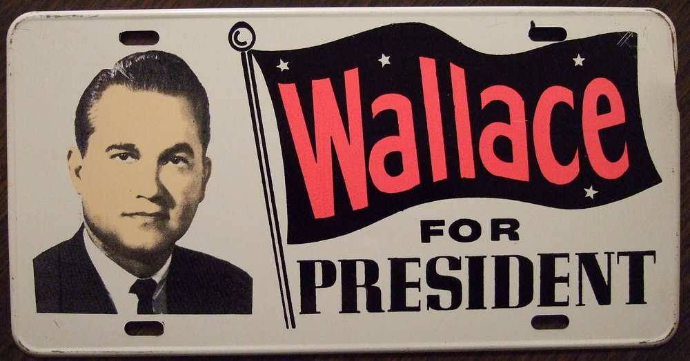 """Wallace booster plate,"" jerry ""woody"" /  flickr"