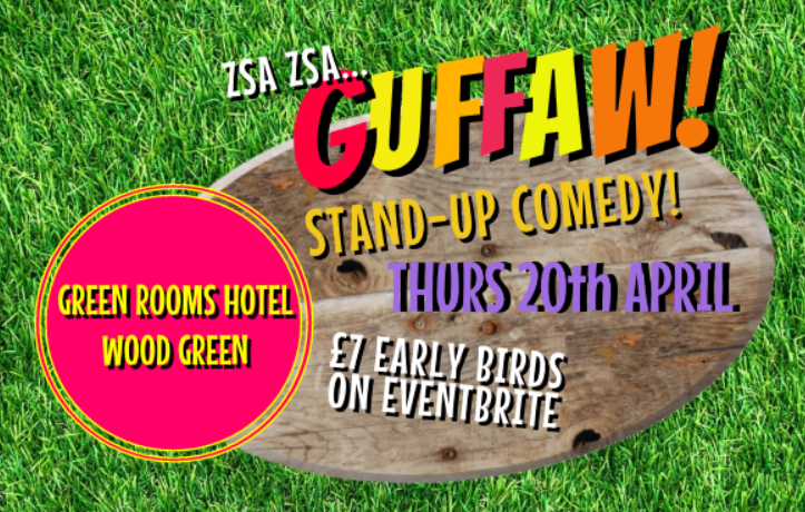 Guffaw Stand Up Comedy Club