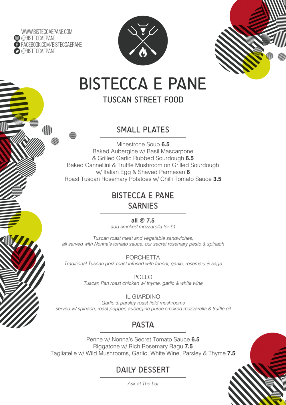 Bistecca e pane - Green rooms 2017 - menu A4_v03-1.png