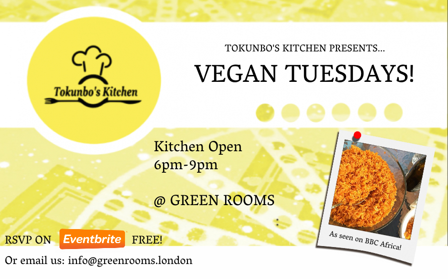 Vegan Tuesdays