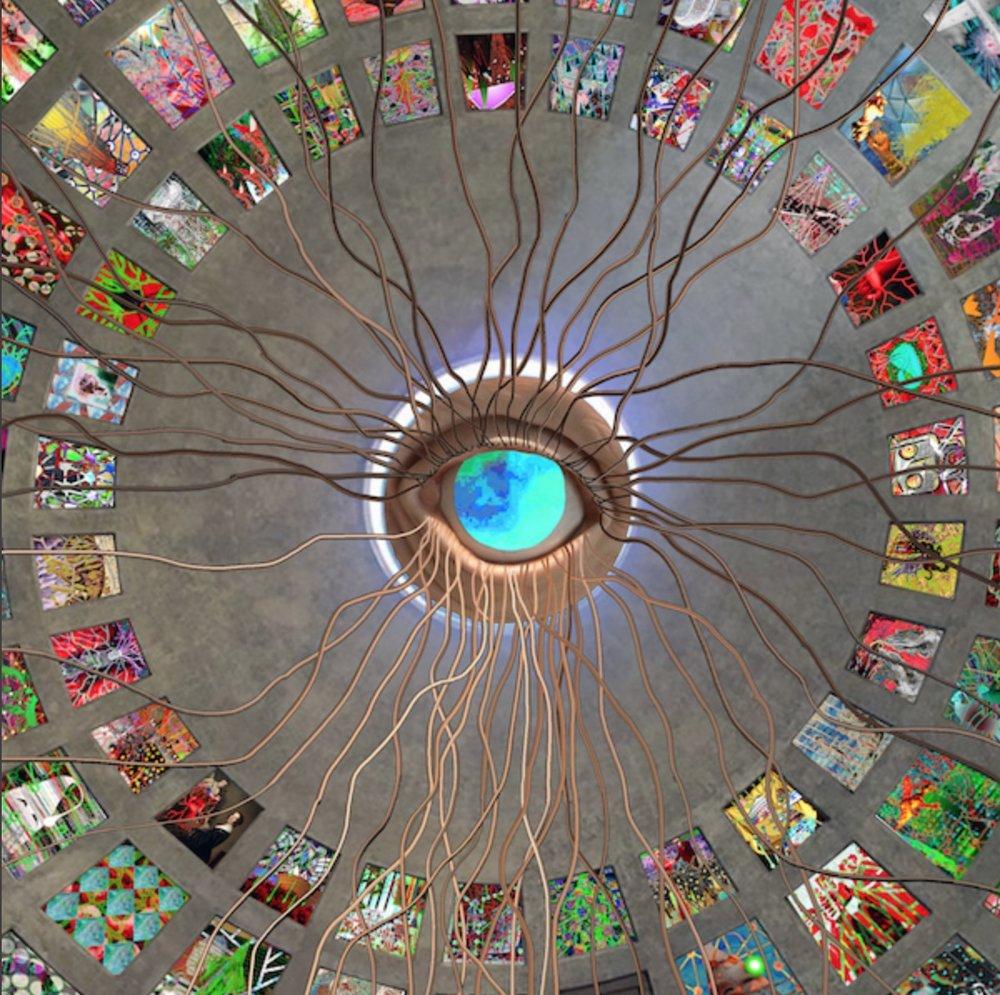 Bryan Eccleshall: Digitalrain.jpg
