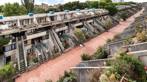 Neave Brown's magnum opus The Alexandra Road Estate