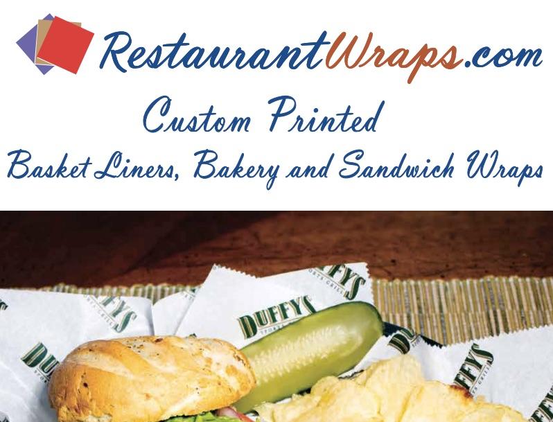 Download RestaurantWraps.com 2017 Brochure