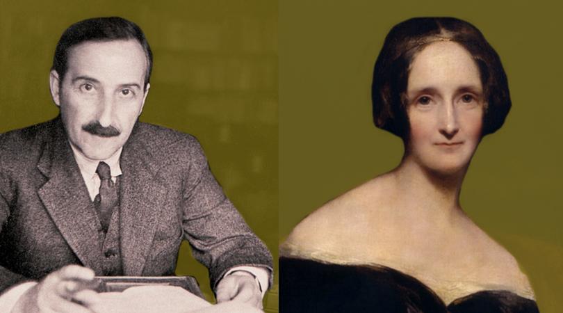 Stefan y Mary que supieron indagar en el interior del alma de la mujer.